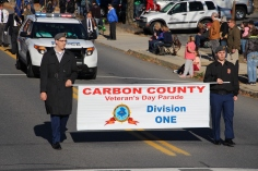 Carbon County Veterans Day Parade, Jim Thorpe, 11-8-2015 (9)