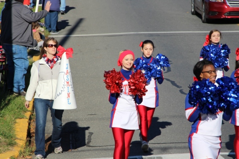 Carbon County Veterans Day Parade, Jim Thorpe, 11-8-2015 (93)