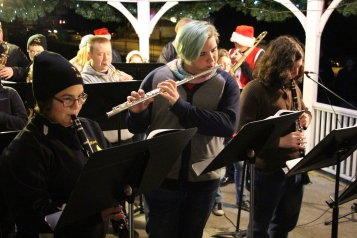 Christmas in the Park, via Lansford Alive, Kennedy Park, Lansford, 11-28-2015 (104)