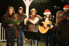 Christmas in the Park, via Lansford Alive, Kennedy Park, Lansford, 11-28-2015 (112)