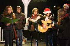 Christmas in the Park, via Lansford Alive, Kennedy Park, Lansford, 11-28-2015 (113)