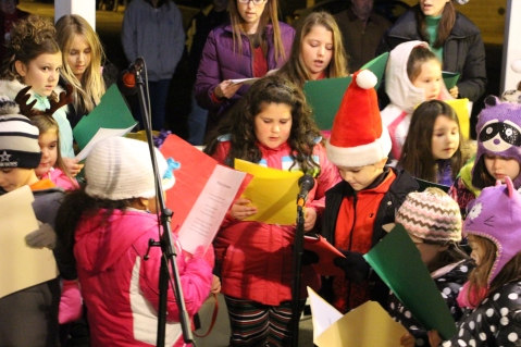 Christmas in the Park, via Lansford Alive, Kennedy Park, Lansford, 11-28-2015 (119)