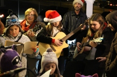Christmas in the Park, via Lansford Alive, Kennedy Park, Lansford, 11-28-2015 (135)