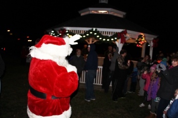 Christmas in the Park, via Lansford Alive, Kennedy Park, Lansford, 11-28-2015 (182)