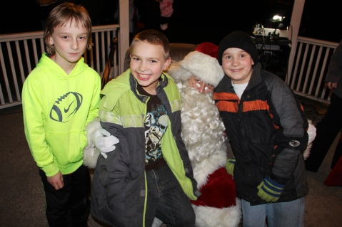 Christmas in the Park, via Lansford Alive, Kennedy Park, Lansford, 11-28-2015 (189)