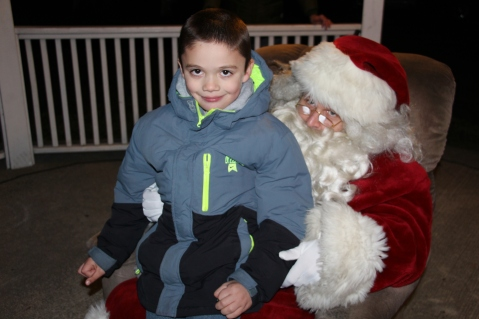 Christmas in the Park, via Lansford Alive, Kennedy Park, Lansford, 11-28-2015 (201)