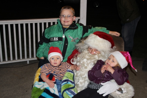 Christmas in the Park, via Lansford Alive, Kennedy Park, Lansford, 11-28-2015 (212)
