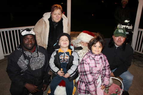 Christmas in the Park, via Lansford Alive, Kennedy Park, Lansford, 11-28-2015 (224)