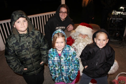 Christmas in the Park, via Lansford Alive, Kennedy Park, Lansford, 11-28-2015 (226)