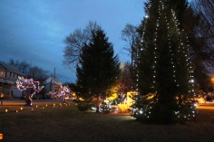 Christmas in the Park, via Lansford Alive, Kennedy Park, Lansford, 11-28-2015 (23)