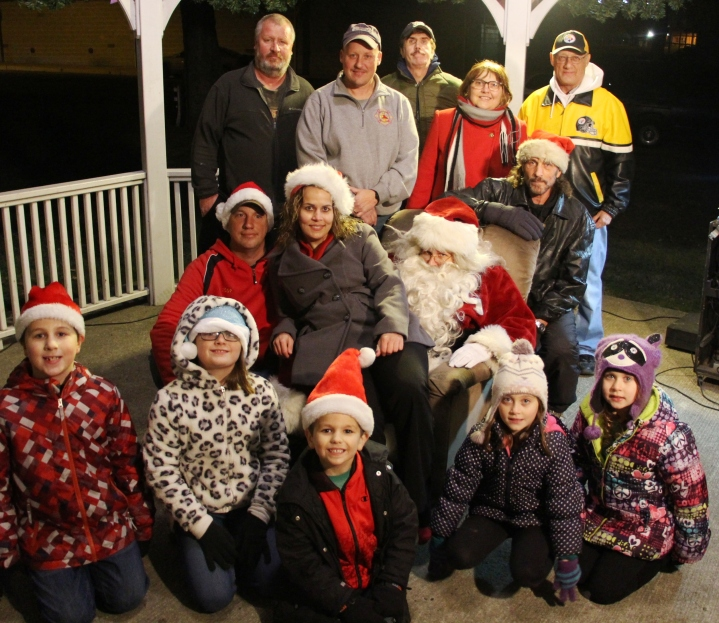 Christmas in the Park, via Lansford Alive, Kennedy Park, Lansford, 11-28-2015 (249)