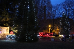 Christmas in the Park, via Lansford Alive, Kennedy Park, Lansford, 11-28-2015 (26)