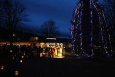 Christmas in the Park, via Lansford Alive, Kennedy Park, Lansford, 11-28-2015 (29)