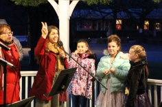 Christmas in the Park, via Lansford Alive, Kennedy Park, Lansford, 11-28-2015 (3)