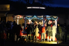Christmas in the Park, via Lansford Alive, Kennedy Park, Lansford, 11-28-2015 (31)