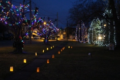 Christmas in the Park, via Lansford Alive, Kennedy Park, Lansford, 11-28-2015 (35)
