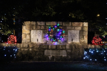 Christmas in the Park, via Lansford Alive, Kennedy Park, Lansford, 11-28-2015 (43)