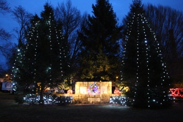 Christmas in the Park, via Lansford Alive, Kennedy Park, Lansford, 11-28-2015 (45)