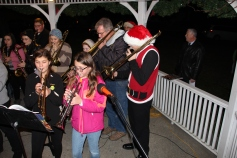 Christmas in the Park, via Lansford Alive, Kennedy Park, Lansford, 11-28-2015 (57)