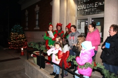Coaldale Holiday Tree Lighting, Via C.H.O.S.E., Borough Hall, Coaldale, 11-29-2015 (17)