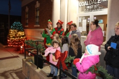 Coaldale Holiday Tree Lighting, Via C.H.O.S.E., Borough Hall, Coaldale, 11-29-2015 (20)