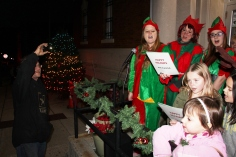 Coaldale Holiday Tree Lighting, Via C.H.O.S.E., Borough Hall, Coaldale, 11-29-2015 (21)