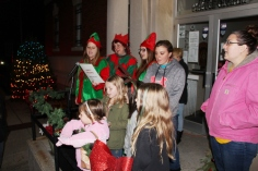 Coaldale Holiday Tree Lighting, Via C.H.O.S.E., Borough Hall, Coaldale, 11-29-2015 (22)