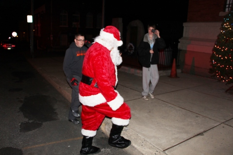 Coaldale Holiday Tree Lighting, Via C.H.O.S.E., Borough Hall, Coaldale, 11-29-2015 (27)