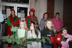 Coaldale Holiday Tree Lighting, Via C.H.O.S.E., Borough Hall, Coaldale, 11-29-2015 (3)