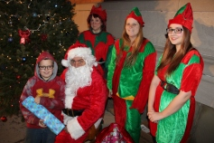 Coaldale Holiday Tree Lighting, Via C.H.O.S.E., Borough Hall, Coaldale, 11-29-2015 (30)