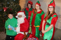 Coaldale Holiday Tree Lighting, Via C.H.O.S.E., Borough Hall, Coaldale, 11-29-2015 (33)