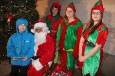 Coaldale Holiday Tree Lighting, Via C.H.O.S.E., Borough Hall, Coaldale, 11-29-2015 (34)