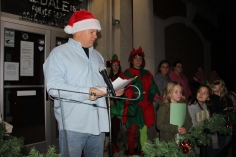 Coaldale Holiday Tree Lighting, Via C.H.O.S.E., Borough Hall, Coaldale, 11-29-2015 (4)