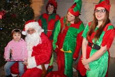 Coaldale Holiday Tree Lighting, Via C.H.O.S.E., Borough Hall, Coaldale, 11-29-2015 (41)