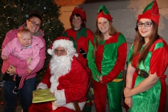 Coaldale Holiday Tree Lighting, Via C.H.O.S.E., Borough Hall, Coaldale, 11-29-2015 (45)