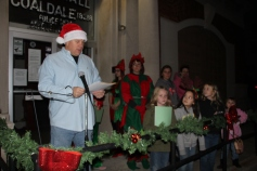 Coaldale Holiday Tree Lighting, Via C.H.O.S.E., Borough Hall, Coaldale, 11-29-2015 (5)