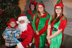 Coaldale Holiday Tree Lighting, Via C.H.O.S.E., Borough Hall, Coaldale, 11-29-2015 (53)