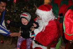 Coaldale Holiday Tree Lighting, Via C.H.O.S.E., Borough Hall, Coaldale, 11-29-2015 (55)