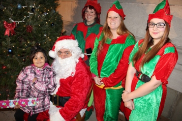 Coaldale Holiday Tree Lighting, Via C.H.O.S.E., Borough Hall, Coaldale, 11-29-2015 (58)