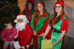Coaldale Holiday Tree Lighting, Via C.H.O.S.E., Borough Hall, Coaldale, 11-29-2015 (61)