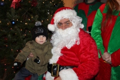 Coaldale Holiday Tree Lighting, Via C.H.O.S.E., Borough Hall, Coaldale, 11-29-2015 (64)