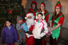 Coaldale Holiday Tree Lighting, Via C.H.O.S.E., Borough Hall, Coaldale, 11-29-2015 (67)