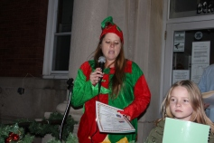 Coaldale Holiday Tree Lighting, Via C.H.O.S.E., Borough Hall, Coaldale, 11-29-2015 (7)