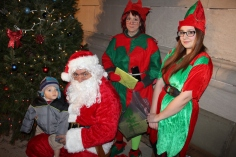 Coaldale Holiday Tree Lighting, Via C.H.O.S.E., Borough Hall, Coaldale, 11-29-2015 (72)