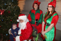 Coaldale Holiday Tree Lighting, Via C.H.O.S.E., Borough Hall, Coaldale, 11-29-2015 (75)