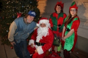 Coaldale Holiday Tree Lighting, Via C.H.O.S.E., Borough Hall, Coaldale, 11-29-2015 (81)