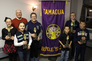 Elks Hoop Shoot Winners, Tamaqua Elks Lodge BPOE 592, Tamaqua, 11-23-2015 (22)