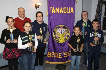 Elks Hoop Shoot Winners, Tamaqua Elks Lodge BPOE 592, Tamaqua, 11-23-2015 (27)