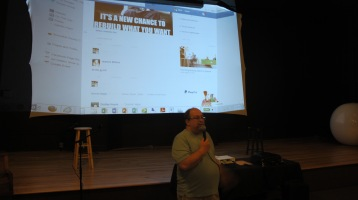 Facebook Workshop, via Rich Shupp, Tamaqua Community Arts Center, Tamaqua, 9-29-2015 (4)