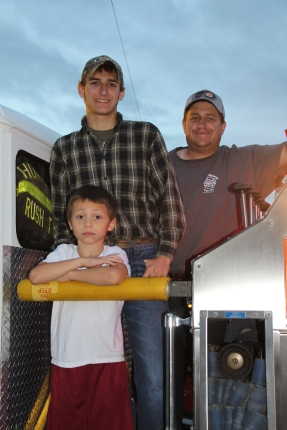 Fire Prevention and Awareness, Open House, Hometown Fire Company, Hometown, 10-6-2015 (37)